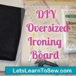 How To Make an Oversize Ironing Board