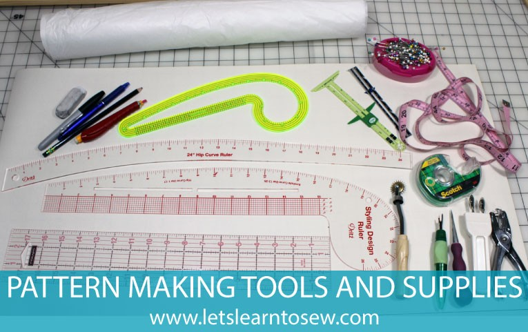 Pattern Making Tools and Supplies