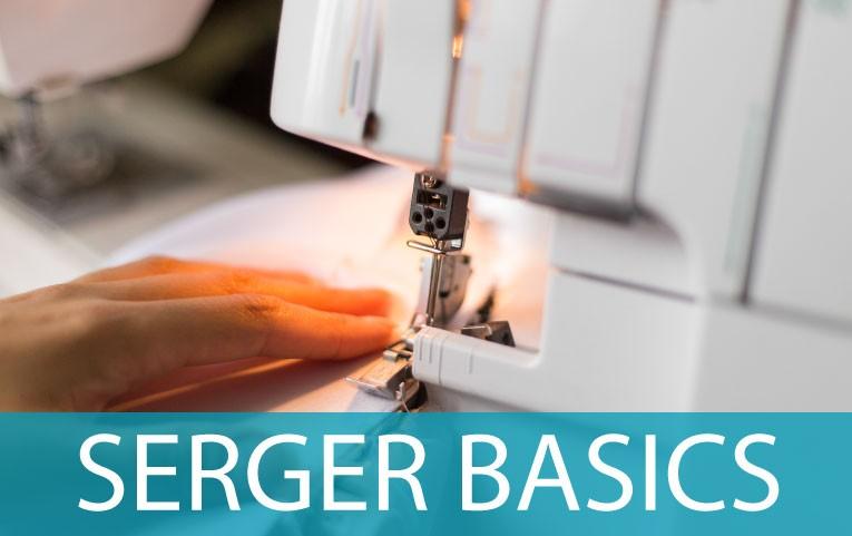 Serger Basics