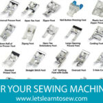 Master Your Sewing Machine Feet